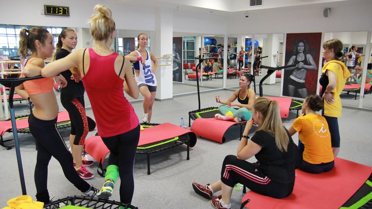 Фитнес для беременных в фитнес хаус 11